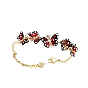Monarch Butterfly Bangle