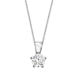 0.40CT DIAMOND PENDANT