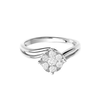 1.25ct Face Diamond Ring