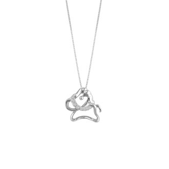 Horoscope Diamond Pendant