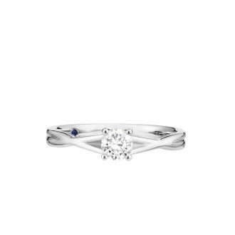 0.34ct Diamond Ring