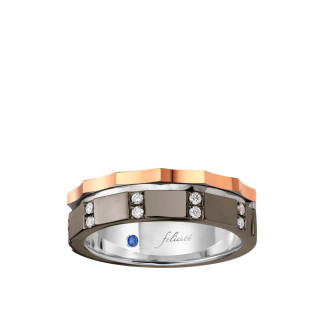 Bond Wedding Band