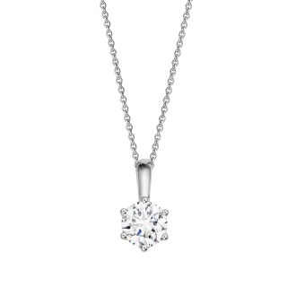 0.35CT DIAMOND PENDANT