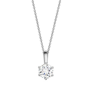 0.72ct Diamond Pendant
