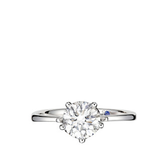 0.26ct Solitaire Ring