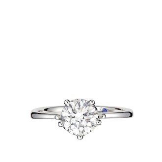0.37ct Diamond Ring