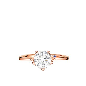 0.24ct Solitaire Ring