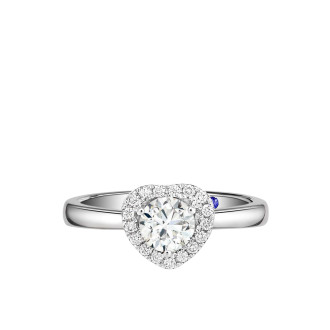 0.21ct Diamond Ring