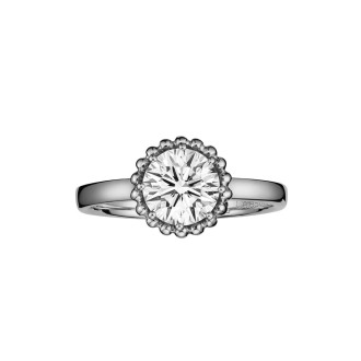 Crux  0.30ct Diamond Ring