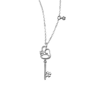 My Melody Key Necklace