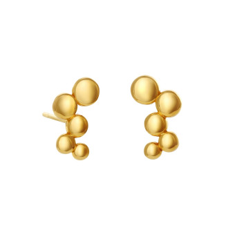 916 Mode Gold earrings