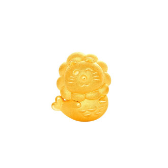 999 Gold Merlion Charm (Exclusively available at Goldheart)
