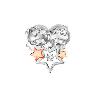 Little Twin Stars Pendant