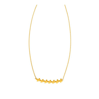 Mode Gold 916 Necklace