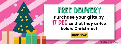 Free Delivery Christmas